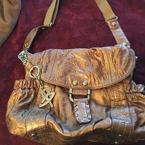 b. makowsky Handbags - B makowsky genuine leather bag