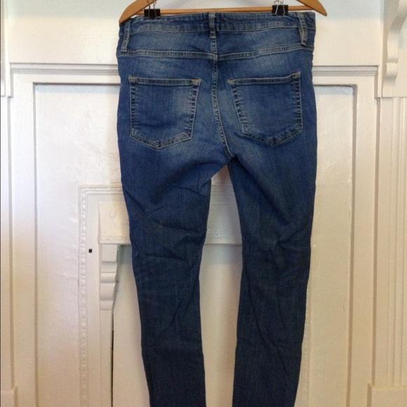 66% off ASOS Denim - ASOS Skinny Maternity Jeans, size 10 from ...