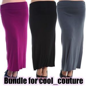 Dresses & Skirts - Bundle for cool_couture