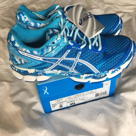 the latest 143d2 0bbeb Brand new in box Asics gel-cumulus 16 running shoe