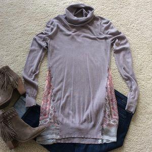 Liu Jo Sweaters - Liu Jo Turtleneck Sweater Tunic