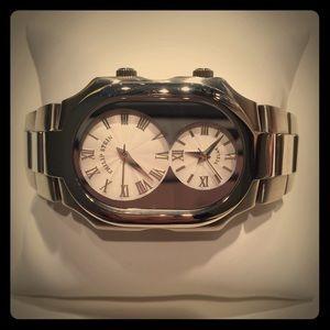 Philip Stein Teslar Accessories - NWT Philip Stein Teslar Stainless Steel Watch