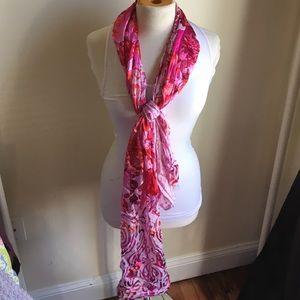cynthia rowley accessories scarves wraps on poshmark