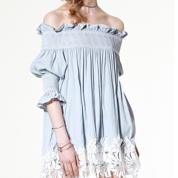 Storet Dresses & Skirts - SOLD!!! Storet off shoulders dress