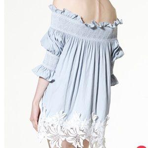 Storet Dresses - SOLD!!! Storet off shoulders dress
