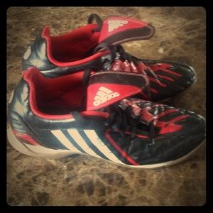 Adidas Other - Men's Adidas Indoor Soccer Shoes