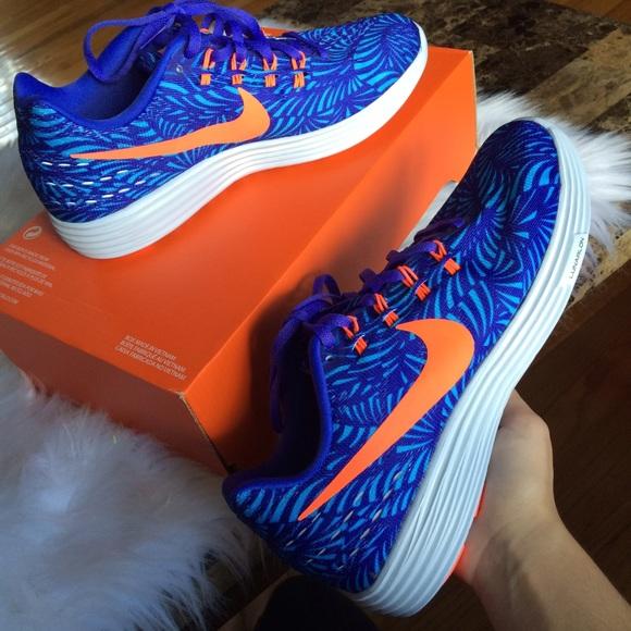 buy popular 651ad a12cc Nike lunartempo 2 print 8.5 NWT
