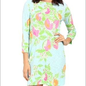 Lilly Pulitzer Marlo's boat neck t shirt dress