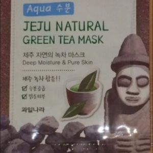 Other - Green Tea face Mask