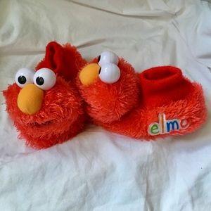 Sesame Street Other - Kids Elmo slippers