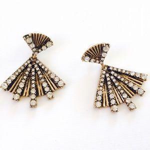 ❗️LAST ONE❗️new ASOS shell statement earrings