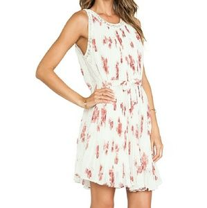 HP Free People Pleated Tent Dress