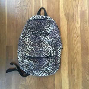 12e65bc3c40a Vans Bags - Vans cheetah print backpack