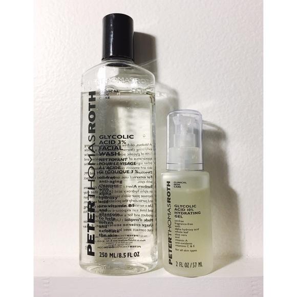 peter thomas roth glycolic acid face wash