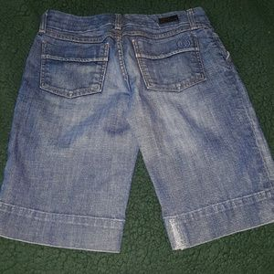 Citizens of Humanity Pants - COH ios#902 stretch Bermuda short