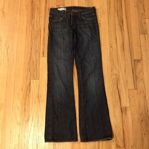Red Engine size 26 boot cut jeans like new!