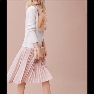 Dresses & Skirts - For Lizziedawn7 Ann Taylor Skirt and Pink Top