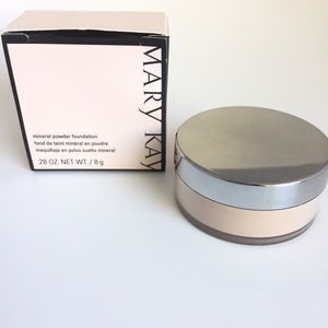 Mary Kay Other - HOST PICK🎉🎉🎉Mary Kay® Mineral Powder Foundation