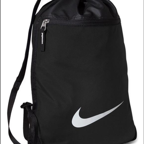 afdac105cb4 Red and Black nike drawstring backpacks!! NWOT. M 57dc7ddefbf6f90be6000047