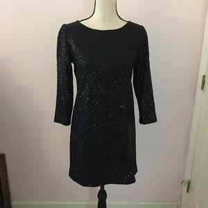 Beautiful Tahari sequined dress