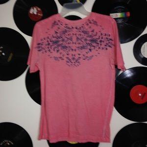 Other - Pink Aztec tee shirt