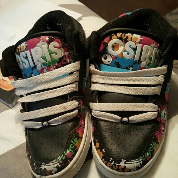 Osiris Shoes - Osiris South Bronx skate shoes 6531cfd5d37