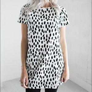 Dresses & Skirts - Dalmatian Tunic Dress