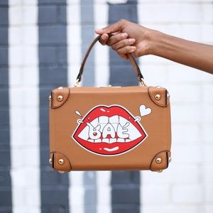 """Bae"" Box Bag"
