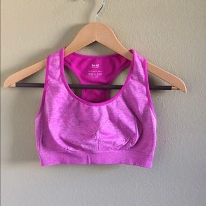 Other - Pink sports bra- S