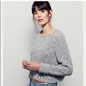 Free People Love Me Always Sweater *trade* 💙