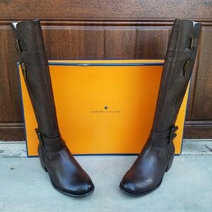 Arturo Chiang Shoes - Arturo Chiang Leather Boots