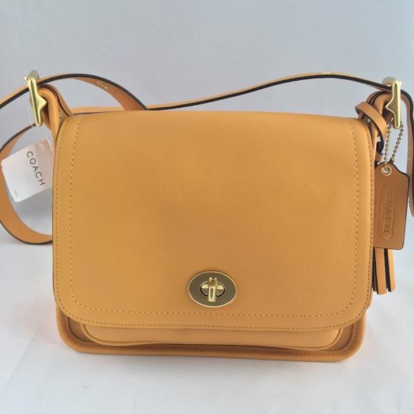 fc21cf359aa1 Coach Legacy Archival Rambler Crossbody Handbag