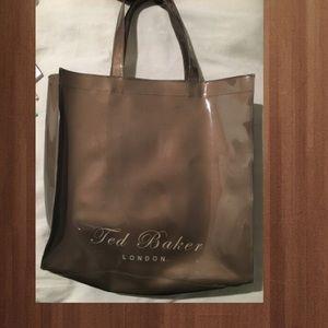 314790fc02dbe Ted Baker London Bags - Ted Baker plastic bag