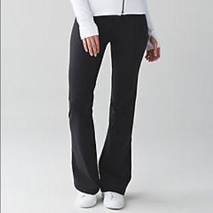 lululemon athletica Pants - Lululemon Bootcut Workout Pants