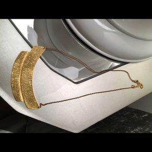 Gorjana gold necklace