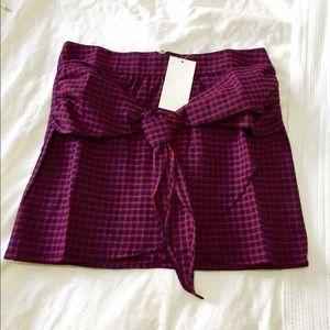 Cute mini skirt NWT