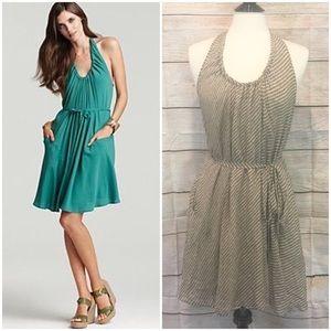 Theory Nadolin Silk Dress