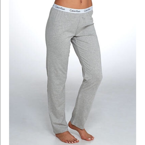 6e9dc0a5cfa5b Calvin Klein Intimates & Sleepwear | Grey Lounge Sleep Pants Sxl ...