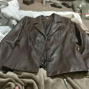 Wilsons Leather Jackets & Blazers - Wilson's Leather jacket