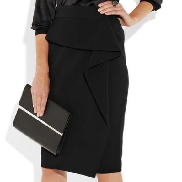1e230f337 Gucci Skirts | Flash Sale Authentic Wrap Pencil Skirt | Poshmark