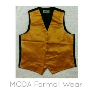 moda formal wear Other - {moda formal wear} tuxedo vest size medium