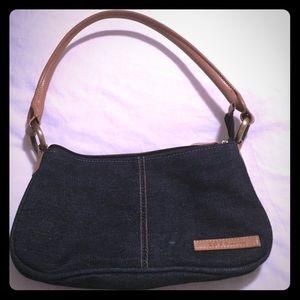 XOXO Handbags - XOXO® adorable small dark denim purse