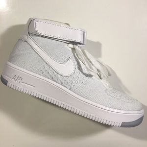 Nike Shoes - NIKE AIR FORCE 1 FLYKNIT