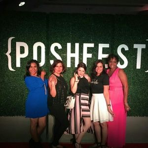Me  Other - Enjoyed the heck out of Poshfest :)