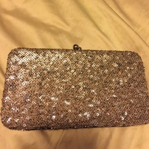 Maurices reversible sequin wallet