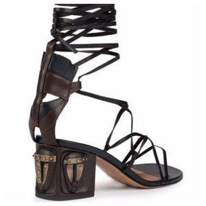 VALENTINO Shoes - VALENTINO GARAVANI TRIBAL GLADIATOR SANDAL
