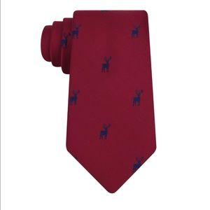 NWT Mens Reindeer Tie
