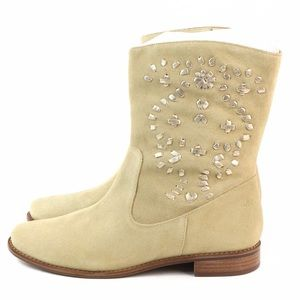Jack Rogers Shoes - Jack Rogers Kaitlin Suede Boot