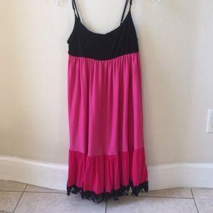 Gabriella Rocha Dresses & Skirts - Gabriella Rocha Pink Fun Dress