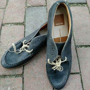 Dolce Vita Oxford Black Shoes EUC!